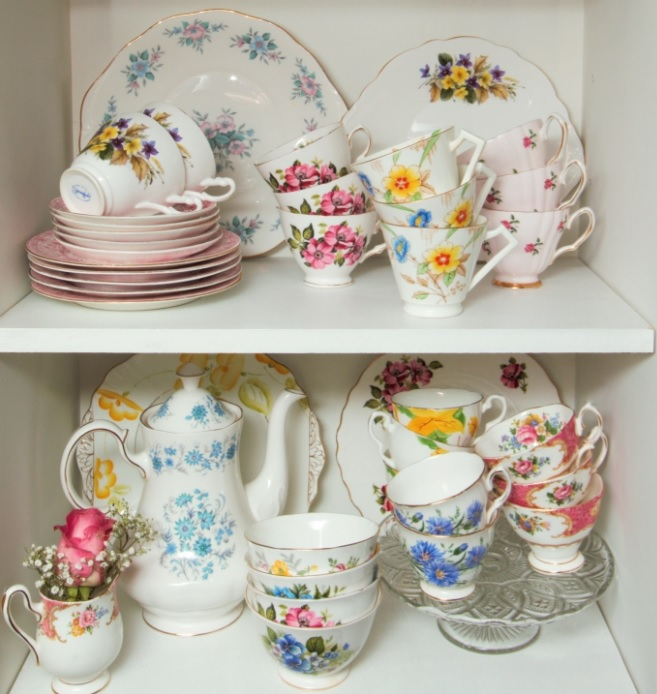 Vintage China Hire Hammersmith