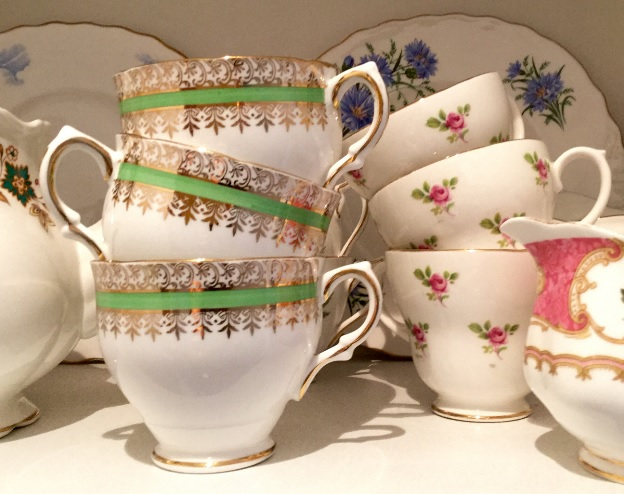China Teacup Hire London