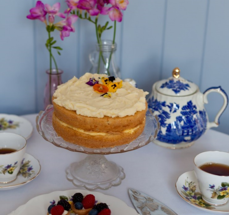 Afternoon Tea Catering in Hammersmith, Fulham and Chiswick